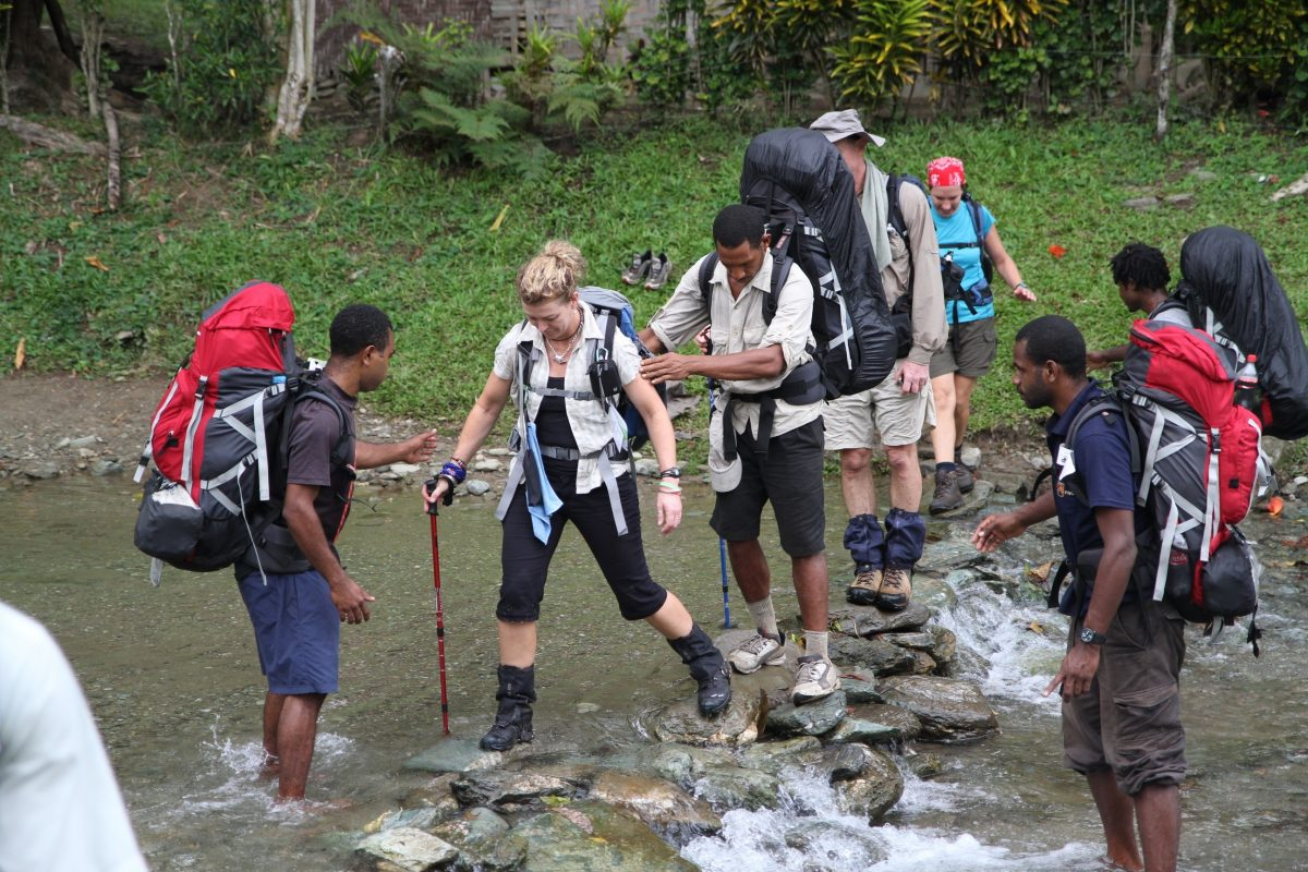 The Kokoda Track – it gets stuck in your heart