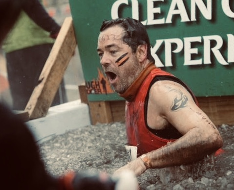 How to take 10,000 volts and enjoy it!  Tough Mudder style.