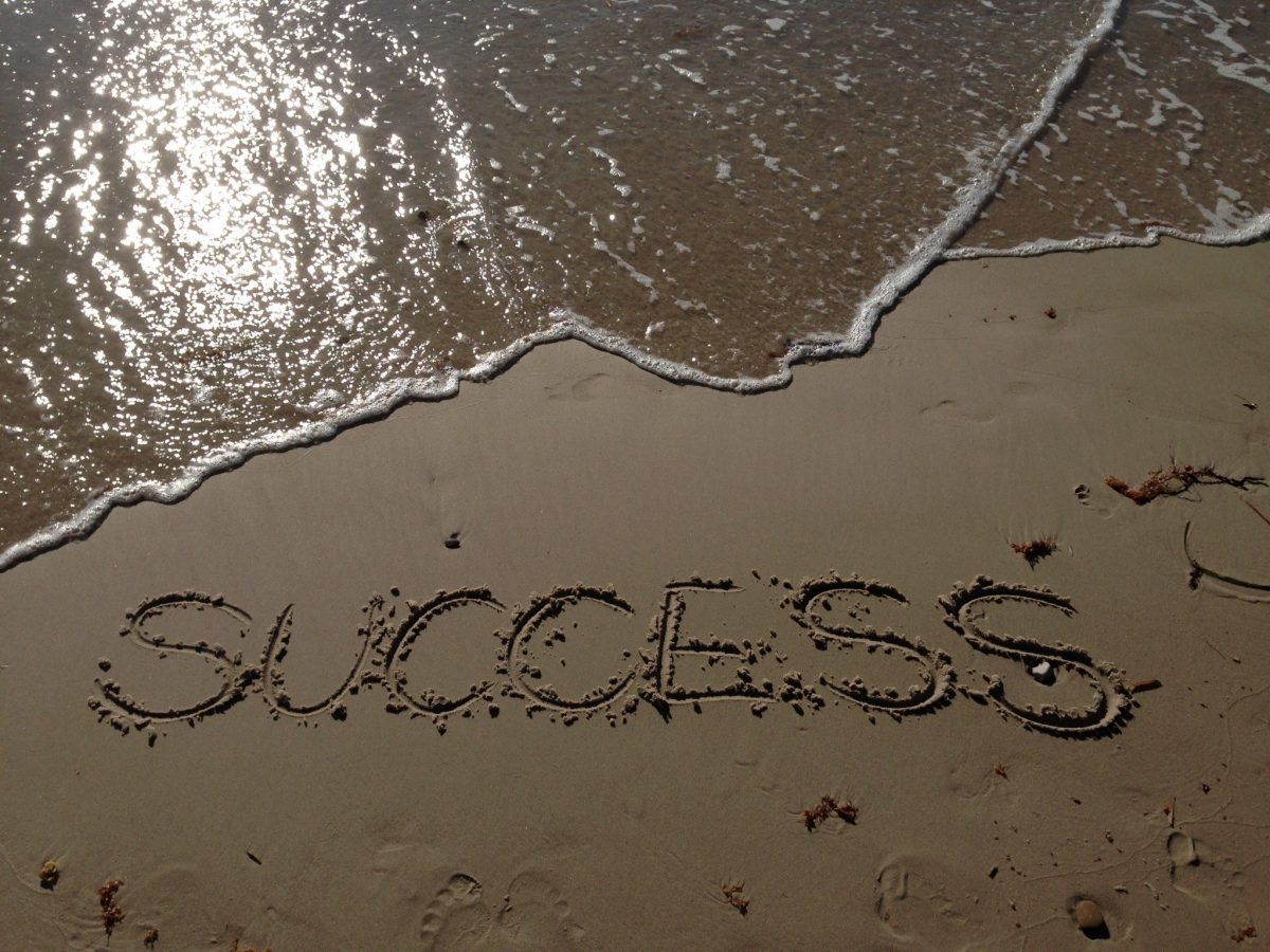 7 Steps to Celebrating your Successes